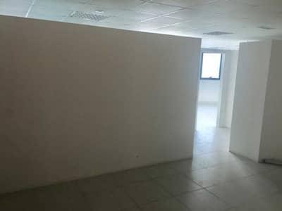مکتب  للايجار في الراشدية، عجمان - مكتب مساحه كبيره للايجار بابراج الفالكون , اطلاله مفتوحه .