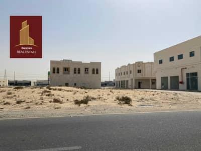 ارض تجارية  للبيع في حوشي، الشارقة - للبيع ارض تجارية فى الحوشي موقع مميز بسعر ممتاز