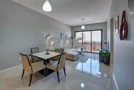 شقة في مجمع سكني ار دي كيه روضة أبوظبي 2 غرف 75000 درهم - 5221136