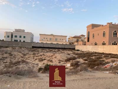 Plot for Sale in Al Noaf, Sharjah - For sale a very good plot at main road and very big size