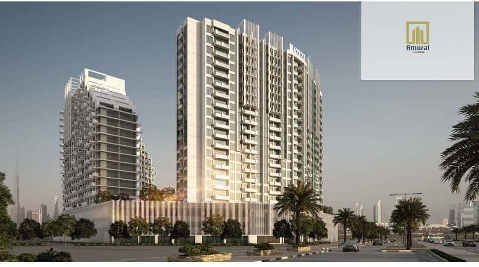 Own now a 1BHK apartment in Creek Views 2