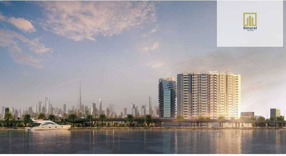 2 Own now a 1BHK apartment in Creek Views 2