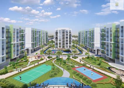 1 Bedroom Flat for Sale in International City, Dubai - 5000 monthly pay 7 yaers paympent