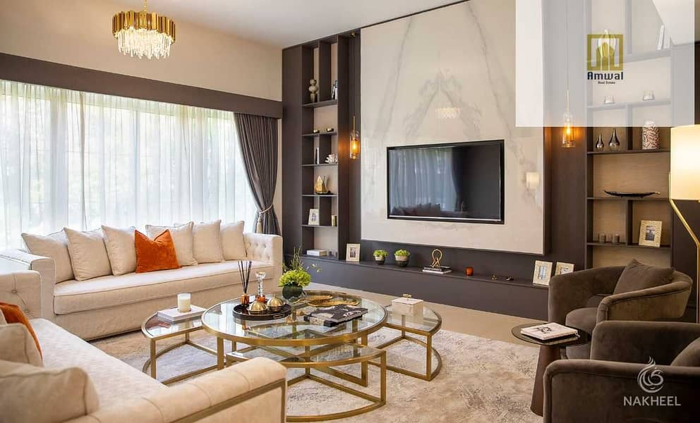 2 gate the villa in Dubai 10K monthly pay