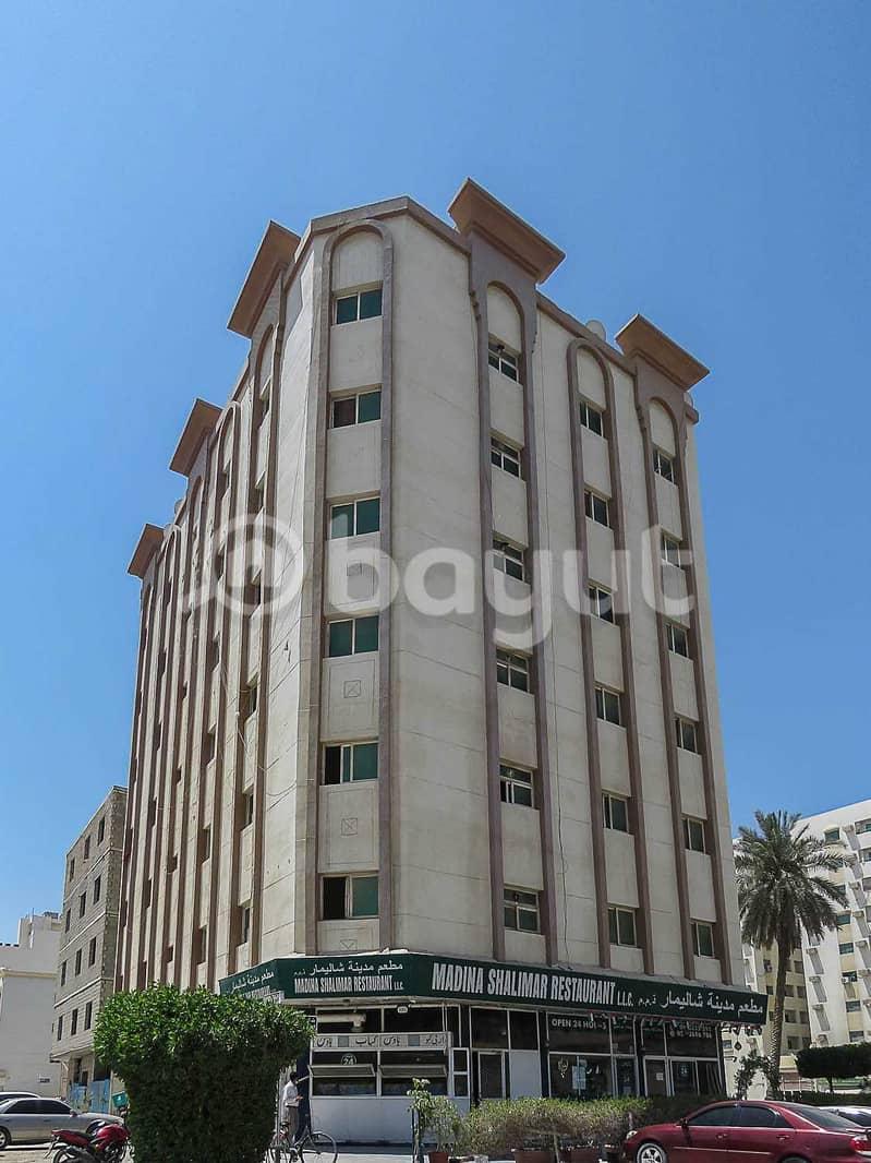 مبنى سكني في النباعة 7000000 درهم - 5177822