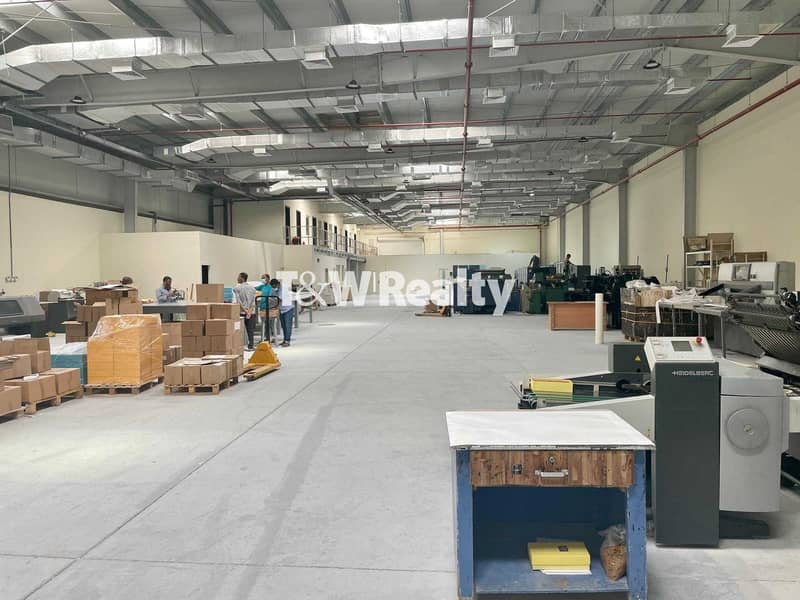 2 FOR SALE Warehouse Industrial Project
