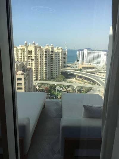 فلیٹ 1 غرفة نوم للبيع في نخلة جميرا، دبي - شقة في فايف نخلة جميرا نخلة جميرا 1 غرف 3100000 درهم - 5263279