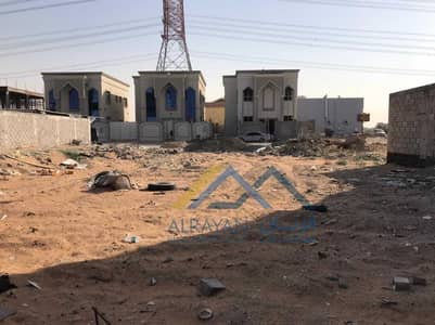 Plot for Sale in Al Yasmeen, Ajman - Land for sale in Jasmine on the street, a great location