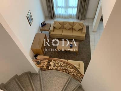 شقة 3 غرف نوم للايجار في مركز دبي المالي العالمي، دبي - Two Floors Maid's room No Additional Costs