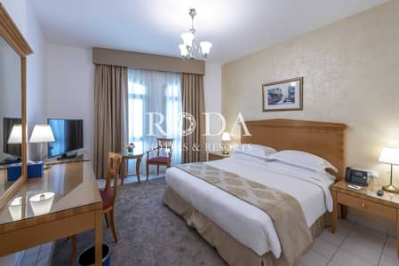 1 Bedroom Hotel Apartment for Rent in DIFC, Dubai - Free Wi-Fi | Covered Parking | No Additional Cost
