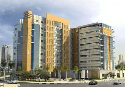 شقة 1 غرفة نوم للايجار في واحة دبي للسيليكون، دبي - WELL MAINTAINED & FURNISHED 1 BEDROOM FLAT WITH BALCONY AVAILABLE IN SILICON GATES 4