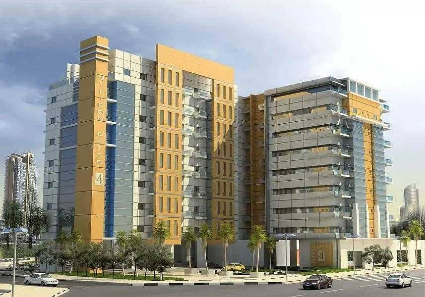 7 1 BEDROOM WITH BALCONY AVAILABLE AT SILICON GATES 4.