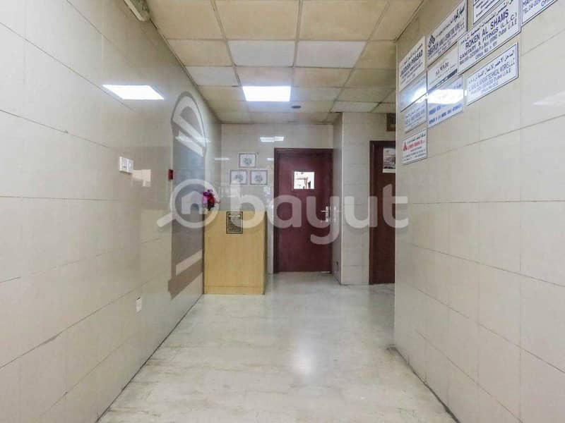 2 Studio Office / residential space in center of Naif