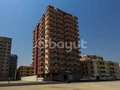شقة في برج الهيلي النهدة 2 النهدة 2 غرف 42000 درهم - 4787882