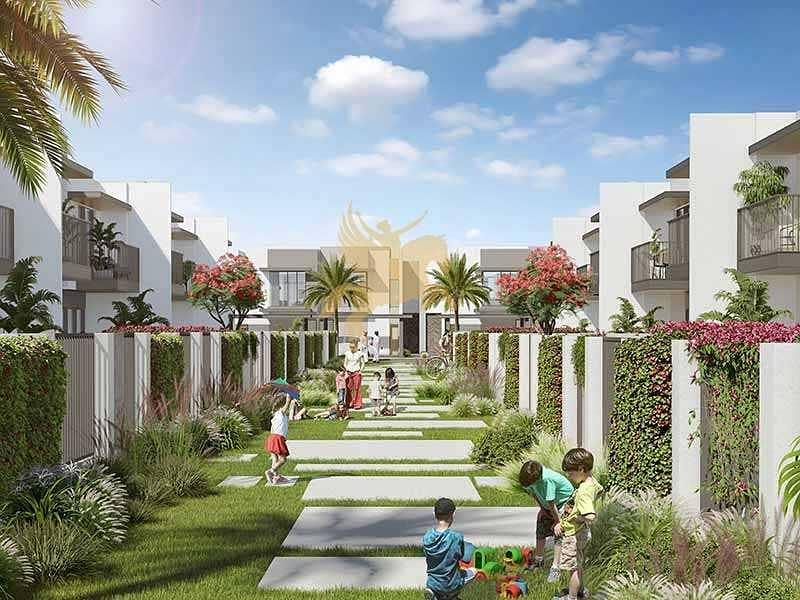 Stunning 3 Bedroom Villa in The Valley by Emaar