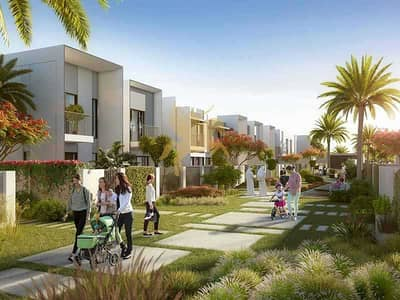 3 Bedroom Townhouse for Sale in The Valley, Dubai - Spectacular Townhouse in THE VALLEY - Eden by EMAAR
