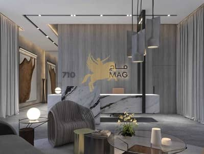 Studio for Sale in Mohammed Bin Rashid City, Dubai - Luxurious Studio / Brand New / 2 years Payment Plan