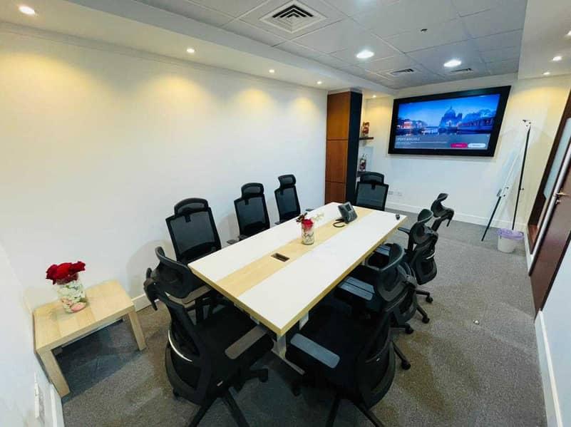 مکتب في مركز دبي التجاري العالمي 40000 درهم - 5074231