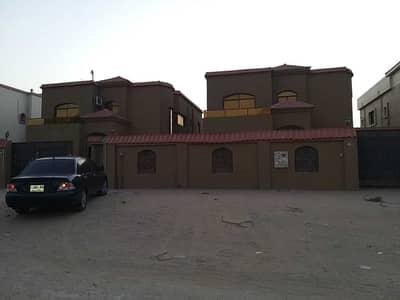 6 Bedroom Villa for Rent in Al Rawda, Ajman - spacious 6 bedrooms Villa  only  family  for Rent  Al-Rawda