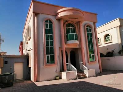 6 Bedroom Villa for Sale in Al Rawda, Ajman - Villa for sale in Ajman alrawda 2 area