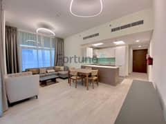 شقة في Azizi Aliyah Residence علياء ريزيدنس 1 غرف 850000 درهم - 5276808
