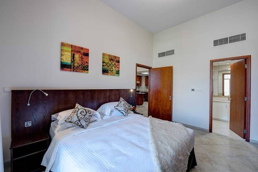 Monthly  Rental Fully Furnished Monthly Rental  fully serviced One Bedroom Apartment
