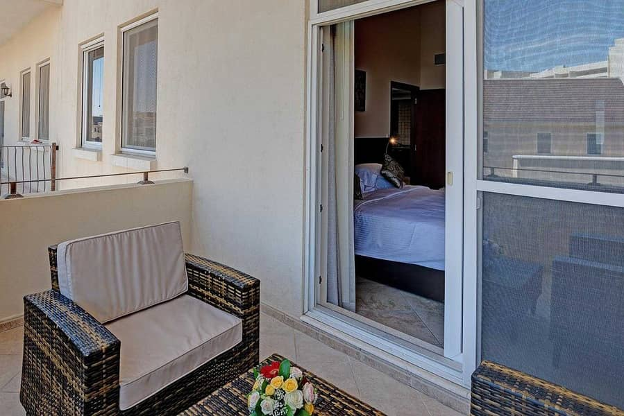 2 Monthly  Rental Fully Furnished Monthly Rental  fully serviced One Bedroom Apartment