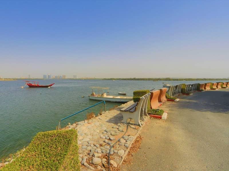14 A Lake View One BR Apartment | RAK Corniche