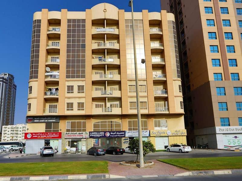 1BHK   Rent  Al Shamiya Building   Al Mamourah