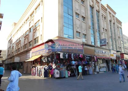 Shop for Rent in Deira, Dubai - Fitted Retail Shops located  next to Al Sabkha Bus Station