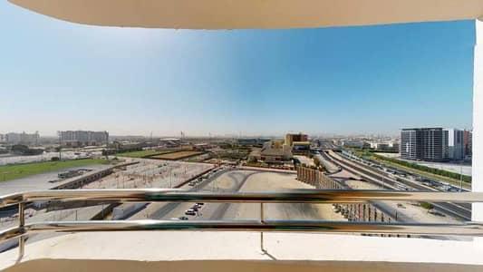 فلیٹ 1 غرفة نوم للايجار في النهدة، دبي - 0 Commission / 1 BR / Pool View / Close to Stadium Metro Station