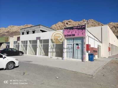 محل تجاري  للايجار في مصفوت، عجمان - Shop for Rent   One Month Free   Prime Location