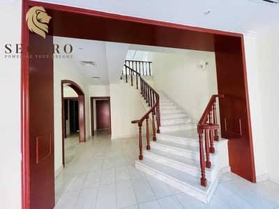 4 Bedroom Villa for Rent in Al Garhoud, Dubai - CLOSED COMMUNITY VILLA IN GARHOUD