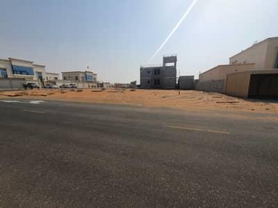 ارض سكنية  للبيع في السلمة، أم القيوين - أرض في السلمة مميزه بإرتداد كبير
