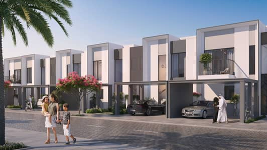 3 Bedroom Villa for Sale in The Valley, Dubai - Close to Park l Post handover payment plan