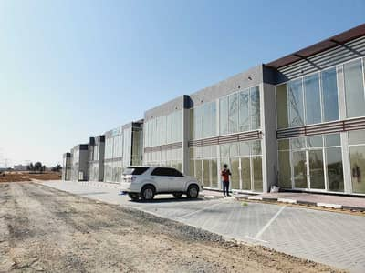 Shop for Rent in Al Helio, Ajman - BRAND NEW DIFFERENT SIZE SHOPS AVAILABLE FOR RENT