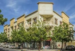 للإيجار شقة غرفة وصالة  ميسلون الشارقة – (شهر مجاناً)