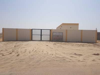 ارض تجارية  للايجار في السجع، الشارقة - ارض تجارية في السجع 55000 درهم - 5044944