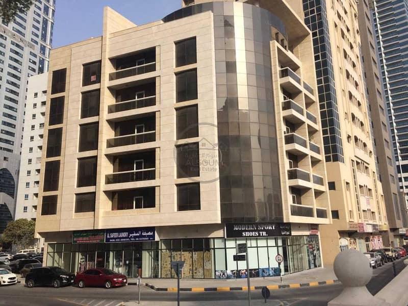 شقة في القصباء 1 غرف 25000 درهم - 4766975
