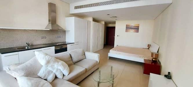 استوديو  للايجار في مركز دبي المالي العالمي، دبي - Beautiful Studio in Liberty House DIFC for rent
