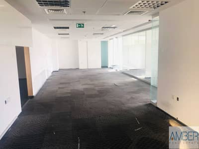مکتب  للايجار في شارع الشيخ زايد، دبي - Fully Fitted Office at Sheikh Zayed Road