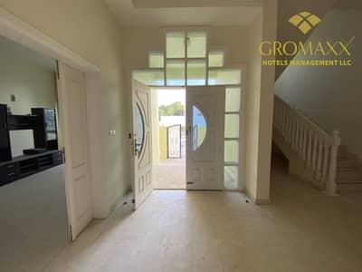 فیلا 5 غرف نوم للايجار في المشرف، أبوظبي - Five bedroom Villa with Made room