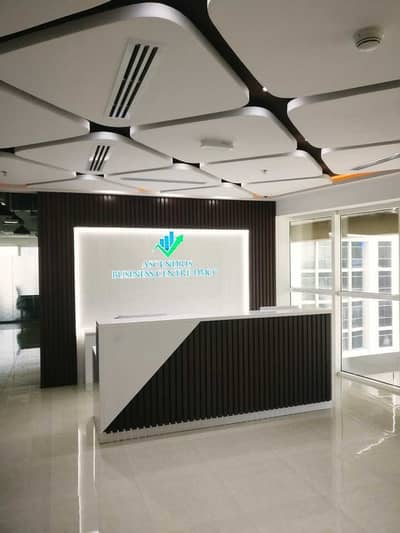 Office for Rent in Jumeirah Lake Towers (JLT), Dubai - Premium serviced offices | Direct from Landlord
