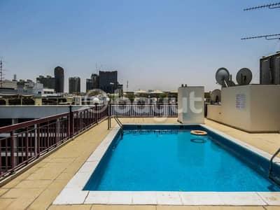 2 Bedroom Apartment for Rent in Bur Dubai, Dubai - Delta Building (****ONE MONTH FREE****)