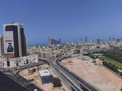1 Bedroom Flat for Sale in Al Nuaimiya, Ajman - Open place veiw 1 bhk for sale City tower  265,000  full cash  with Parking