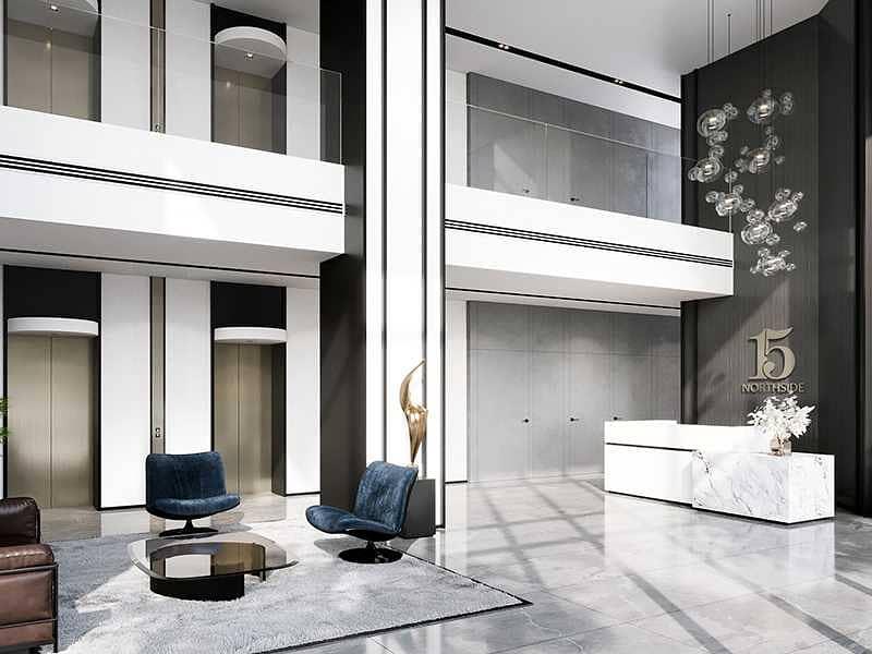 2 Contemporary Lobby