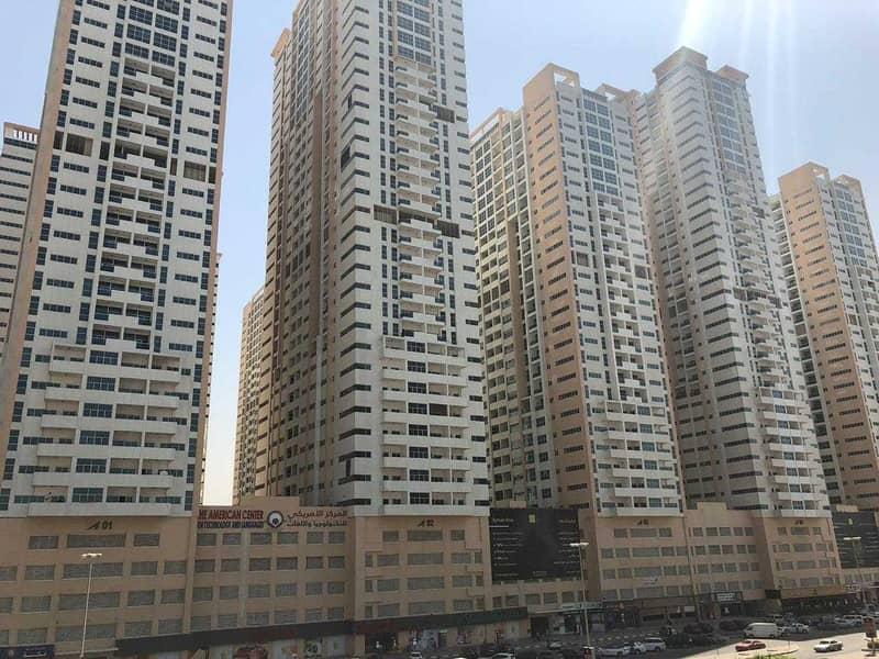 شقة في أبراج عجمان ون الصوان 200000 درهم - 5040121