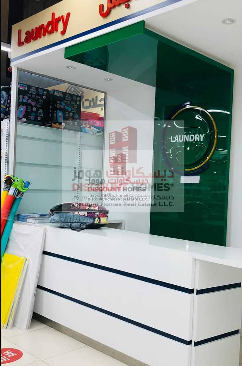 Shell and Core Shop for Rent in Falcon City