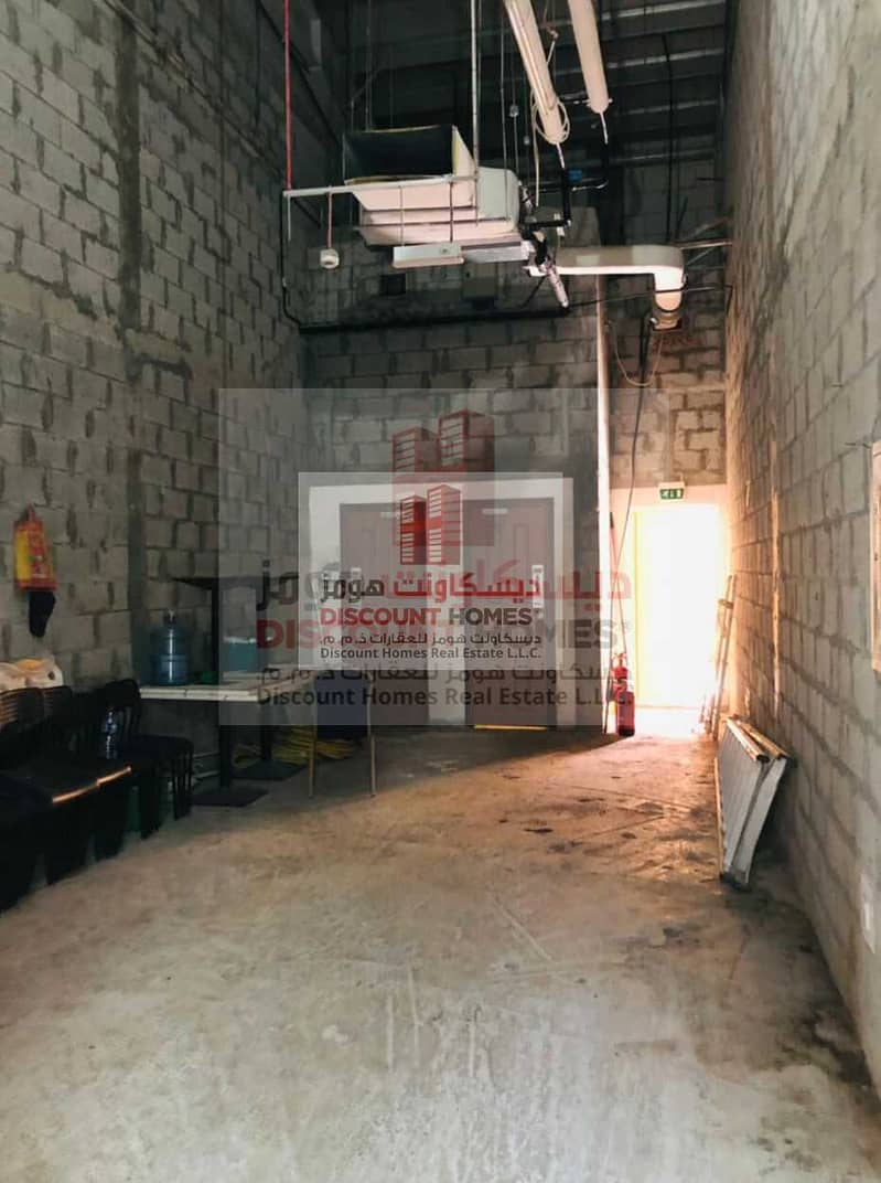 2 Shell and Core Shop for Rent in Falcon City
