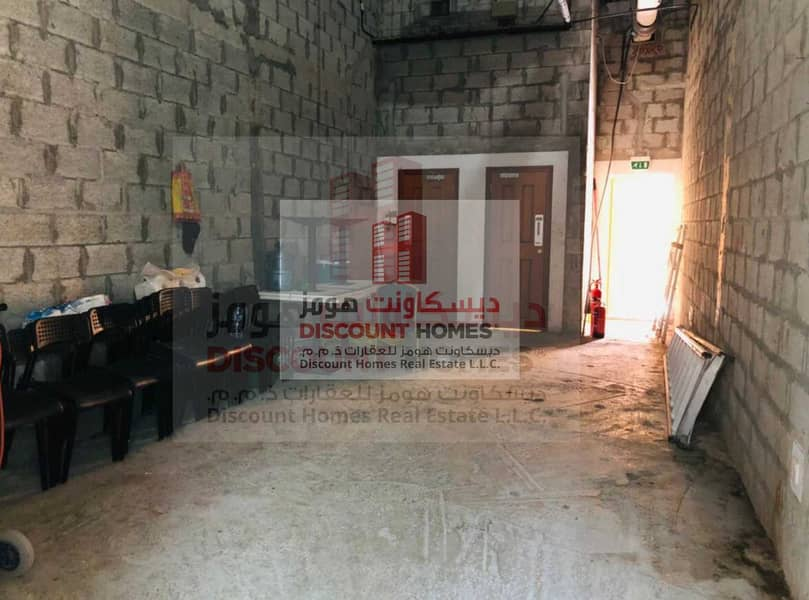 6 Shell and Core Shop for Rent in Falcon City